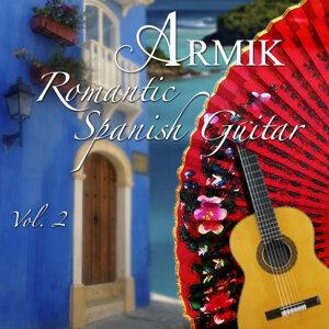 Romantic Spanish Guitar Vol 2