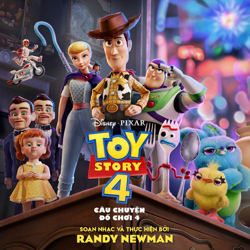 Toy Story 4 - Vietnamese Original Motion Picture Soundtrack