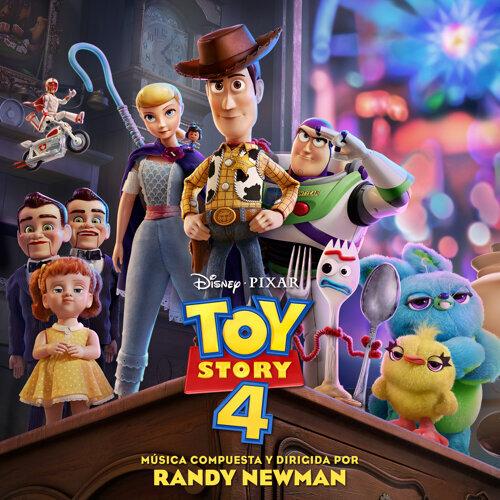 Toy Story 4 - Banda Sonora Original en Castellano
