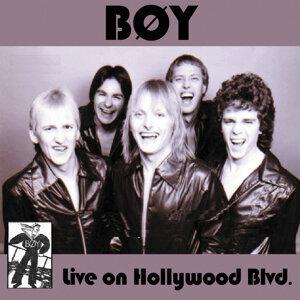 Live On Hollywood Blvd