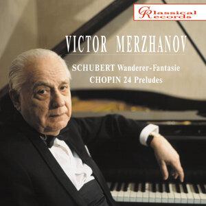 Victor Merzhanov plays Schubert and Chopin