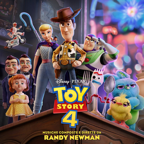 Toy Story 4 - Colonna Sonora Originale