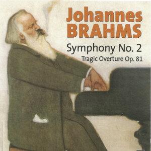 Johannes Brahms - Symphony No. 2 - Tragic Overture Op. 81