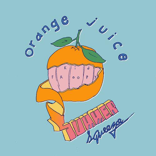 Orange Juice (Summer Squeeze Mix)