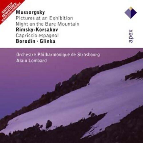 Mussorgsky, Rimsky-Korsakov, Borodin & Glinka : Russian Orchestral Favourites - -  Apex
