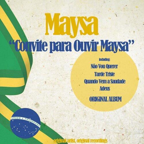 Convite para Ouvir Maysa