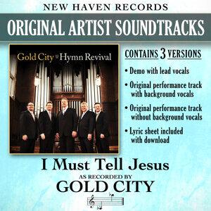 I Must Tell Jesus (Performance Tracks) - EP