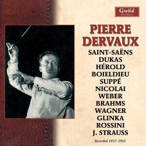 Pierre Dervaux - Hérold, Boieldieu, Von Suppé, Glinka, Saint-Saëns, Von Weber, Brahms, Wagner, Rossini, Nicolai, Dukas, Strauss (Recorded 1957-1961)