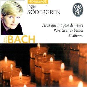 Bach: Jésus que ma joie demeure, Partita No. 1 & Sicilienne