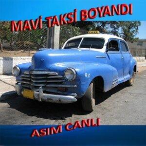 Mavi Taksi Boyandı