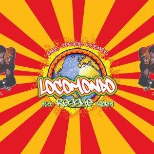 Enas Trelos Kosmos - Ina Reggae Riddim