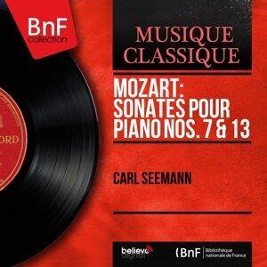 Mozart: Sonates pour piano Nos. 7 & 13 - Mono Version