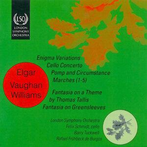 Elgar: Variations on an Original Theme - Vaughan Williams: Fantasia
