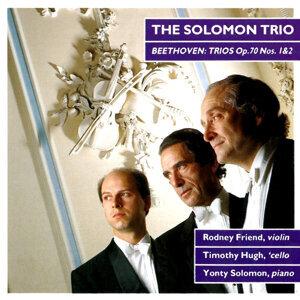 Beethoven: Trios Op. 70 Nos. 1 & 2
