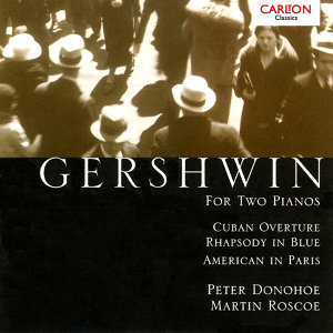 Gershwin: For Two Pianos