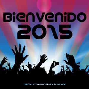 Bienvenido 2015. Disco de Fiesta para Fin de Año