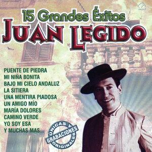 15 Grandes Exitos Juan Legido