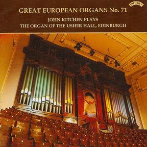Great European Organs No.71: Usher Hall, Edinburgh