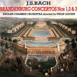 J. S. Bach: Brandenburg Concertos Nos. 1, 2 & 3