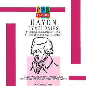 Haydn: Symphony No. 101 - Symphony No. 94