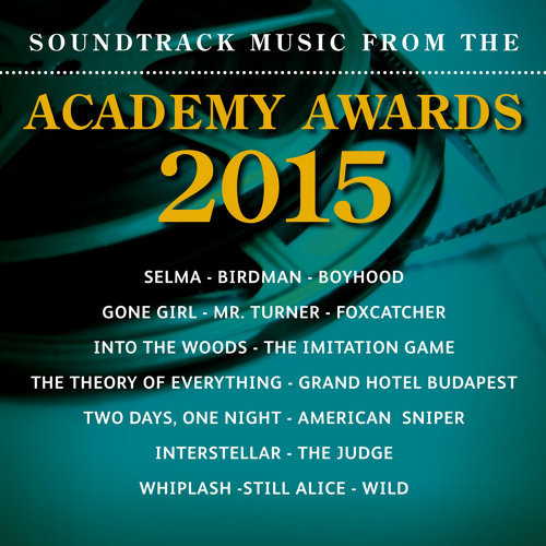 Soundtrack Music from the 2015 Academy Awards