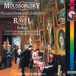 Moussorgsky: Pictures at an Exhibition & Ravel: Bolero