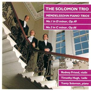 Mendelssohn: Piano Trios 1 & 2