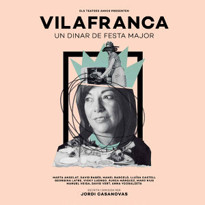 Vilafranca, un Dinar de Festa Major - Single