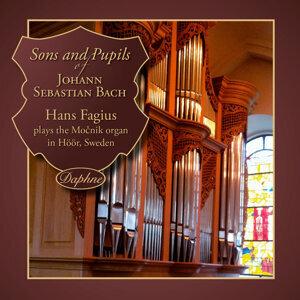 Sons and pupils of Johann Sebastian Bach