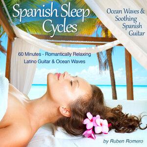Spanish Sleep Cycles: Ocean Waves & Soothing Spanish Spa Guitar