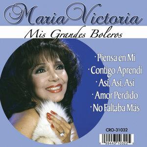 Maria Victoria Mis Grandes Boleros