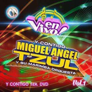 Y Contigo Vol. 1: Música de Guatemala para los Latinos (En Vivo)