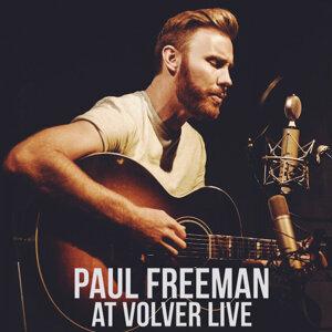 Paul Freeman at Volver Live