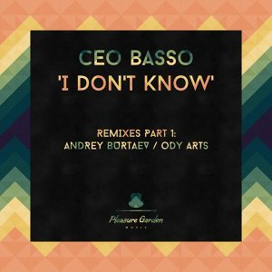 I Don't Know (Remixes, Pt. 1)