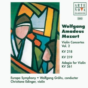 Mozart: Violin Concertos Vol. 2