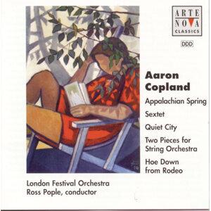 Copland: Appalachian Spring/Quiet City/Rodeo etc.
