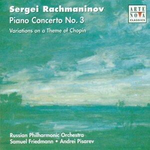 Rachmaninov: Piano Concerto No.3, Chopin Variations op.22