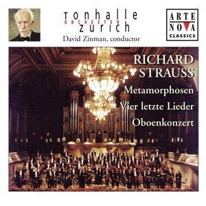 Richard Strauss: Vier letzte Lieder; Metamorphosen; Oboenkonzert