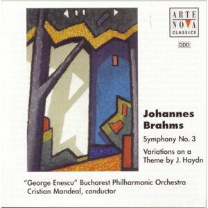 Brahms: Symphony No. 3/Variations On A Theme By J. Haydn