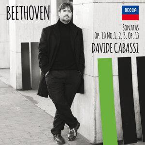 Beethoven: Piano Sonatas Op. 10, Nos. 1, 2, 3, Op. 13