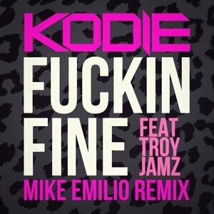 Fuckin Fine (Mike Emilio Remix) [feat. Troy Jamz]