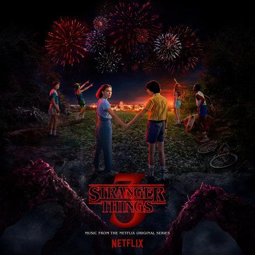 Stranger Things: Soundtrack from the Netflix Original Series, Season 3 (怪奇物語 第三季-電視劇原聲帶)