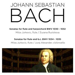 Bach: Sonatas, BWV 1030 - 1032 & BWV 1034 - 1035