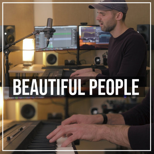 Beautiful People (Acoustic Piano)