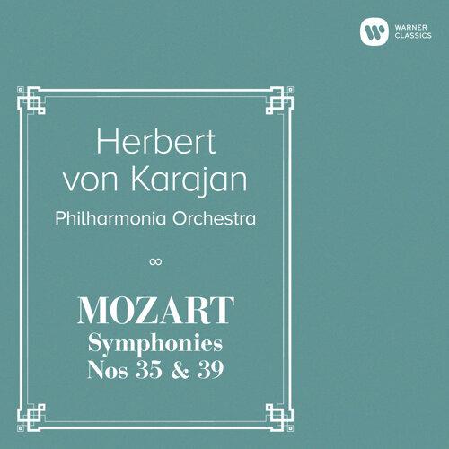 Mozart: Symphonies Nos 35 & 39