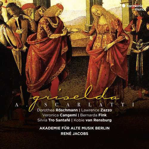 Scarlatti: Griselda, Op. 114