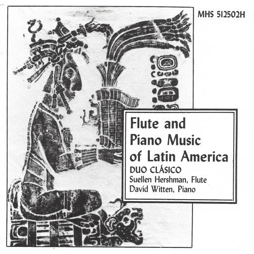 Flute and Piano Music of Latin America