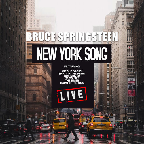 New York Song - Live