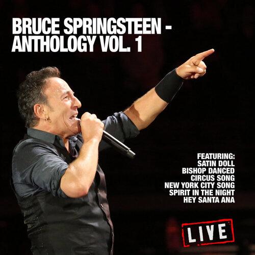 Bruce Springsteen - Anthology Vol. 1 - Live