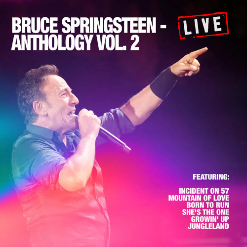 Bruce Springsteen - Anthology Vol. 2 - Live